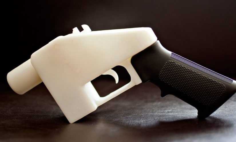 The Ongoing Debate Over 3D-Printed Guns
